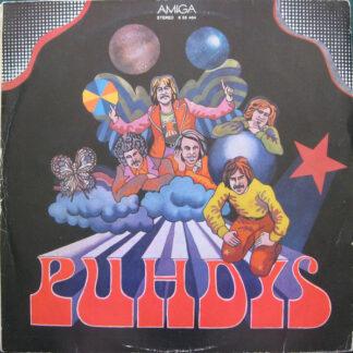 Puhdys - Puhdys 2 (LP, Album)