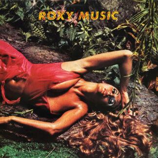 Roxy Music - Stranded (LP, Album, Gat)