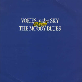 The Moody Blues - Voices In The Sky: The Best Of The Moody Blues (LP, Comp)