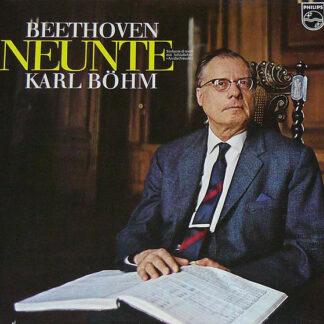 Beethoven*, Karl Böhm - Neunte Sinfonie D-Moll Mit Schlußchor