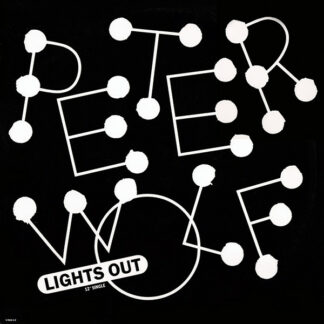 """Peter Wolf - Lights Out (12"""", Single)"""
