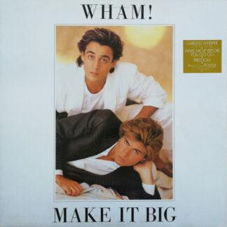 Wham! - Make It Big (LP, Album, Ltd, Pos)