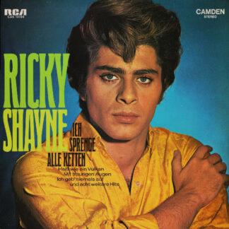 Ricky Shayne - Ich Sprenge Alle Ketten (LP, Comp)