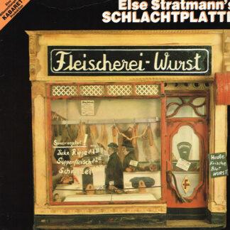 Elke Heidenreich - Else Stratmann's Schlachtplatte (LP, Album)