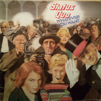 Status Quo - Whatever You Want (LP, Album)