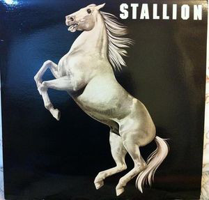 Stallion (2) - Stallion (LP, Album)