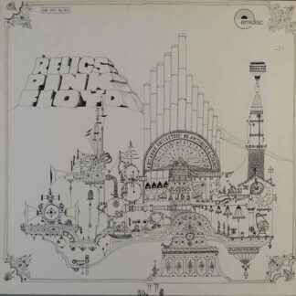 Pink Floyd - Relics (LP, Comp, RE)