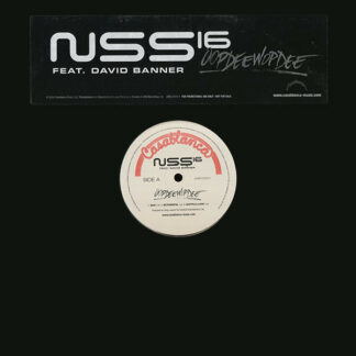 "NSS16 Feat. David Banner - Oopdeewopdee (12"", Single, Promo)"