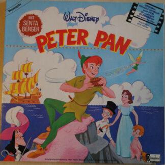 Walt Disney - Peter Pan (LP, Album, RE)