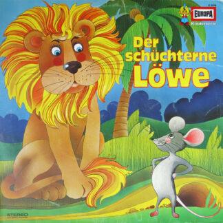 Eberhard Alexander-Burgh - Der Schüchterne Löwe (LP)