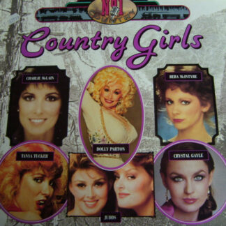 Various - Country Girls (LP, Comp)
