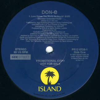 DON-e - Love Makes The World Go Round (12