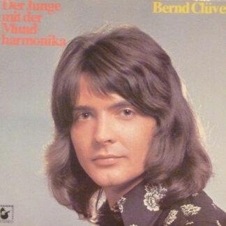 Bernd Clüver - Der Junge Mit Der Mundharmonika (LP, Album, Gat)