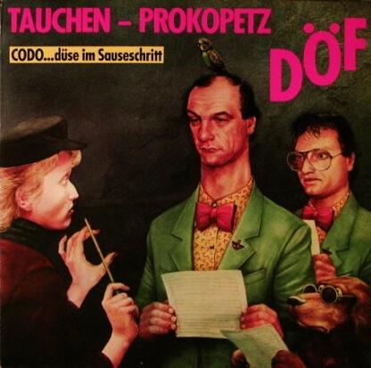 Tauchen - Prokopetz* - DÖF (LP, Album)