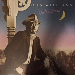 Don Williams (2) - Yellow Moon (LP, Album, RP)
