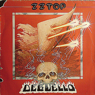 ZZ Top - Degüello (LP, Album)
