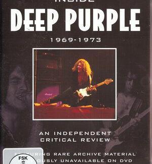 Deep Purple - Inside Deep Purple 1969-1973 - An Independent Critical Review (DVD-V, PAL)