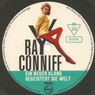 Ray Conniff - Ein Neuer Klang Begeistert Die Welt (Flexi, 7
