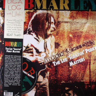 """Bob Marley - Lee """"Scratch"""" Perry Masters (LP, Comp + CD)"""