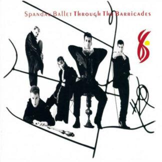 Spandau Ballet - Through The Barricades (LP, Album, Club)