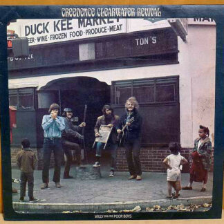 Creedence Clearwater Revival - Willy And The Poor Boys (LP, Album, RE)