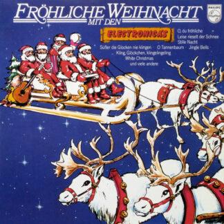 Electronica's* - Fröhliche Weihnacht Mit Den Electronica's (LP)