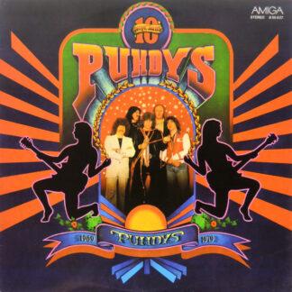 Puhdys - 10 Wilde Jahre (1969-1979) (LP, Album, Red)