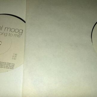 "Michael Moog - You Belong To Me (2x12"", TP)"