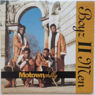 """Boyz II Men - Motownphilly (12"""", Single, M/Print)"""