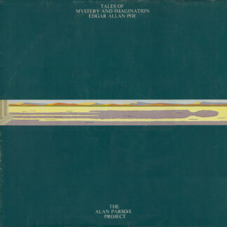 The Alan Parsons Project - Tales Of Mystery And Imagination (LP, Album, RE, Gat)