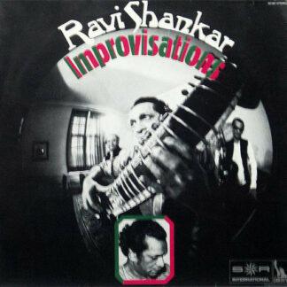 Ravi Shankar - Improvisations & Theme From Pather Panchali (LP)