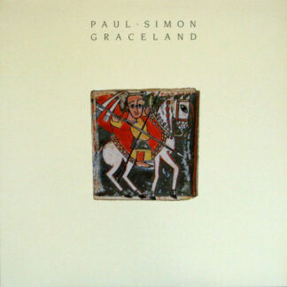 Paul Simon - Graceland (LP, Album)