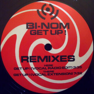 Bi-Nom - Get Up! (Remixes) (12