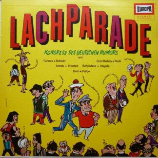 Unknown Artist - Lachparade - Kongress Des Deutschen Humors (LP)