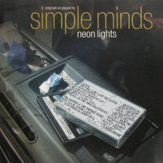 Simple Minds - Neon Lights (CD, Album, Ltd)