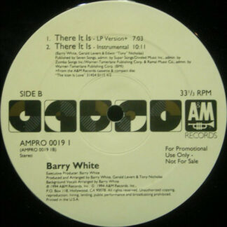 Barry White - There It Is (12