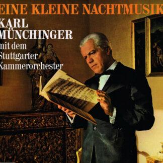 Karl Münchinger Mit Dem Stuttgarter Kammerorchester - Eine Kleine Nachtmusik (LP, Gat)