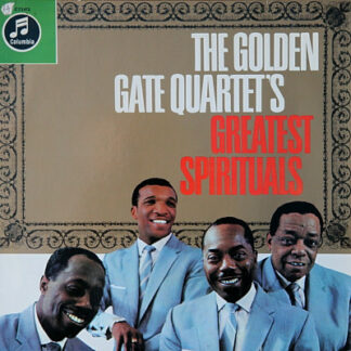 The Golden Gate Quartet - The Golden Gate Quartet´s Greatest Spirituals  (LP, Comp, Mono)