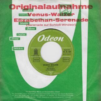 Ron Goodwin And His Orchestra - Elisabethan-Serenade / Venus-Walzer (7