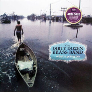 The Dirty Dozen Brass Band - What's Going On (LP, Album, RE)