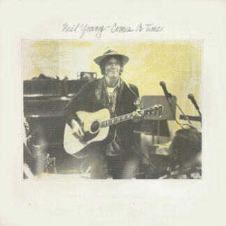 Neil Young - Comes A Time (LP, Album)