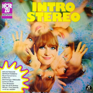 Various - Intro Stereo (LP, Comp)