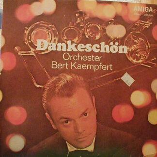 Orchester Bert Kaempfert* - Dankeschön (LP, Comp)