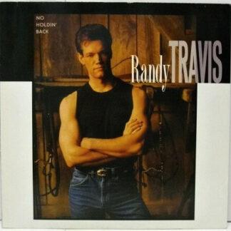Randy Travis - No Holdin' Back (LP, Album)