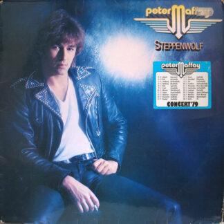 Peter Maffay - Steppenwolf (LP, Album)