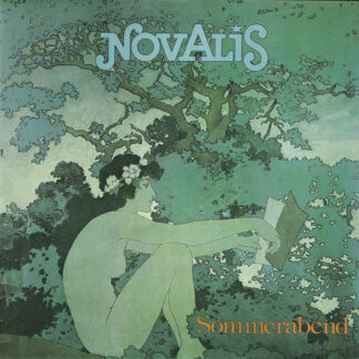 Novalis (3) - Sommerabend (LP, Album, RP)
