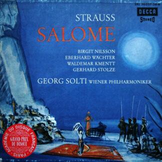 Richard Strauss, Birgit Nilsson, Wiener Philharmoniker Dirigiert Von Georg Solti - Salome (2xLP + Box)