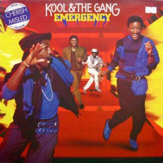 Kool & The Gang - Emergency (LP, Album)