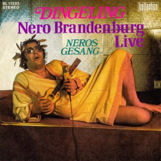 "Nero Brandenburg - Dingeling (Live) (7"", Single)"