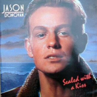 "Jason Donovan - Sealed With A Kiss (12"")"